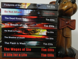 Tim Ellis books